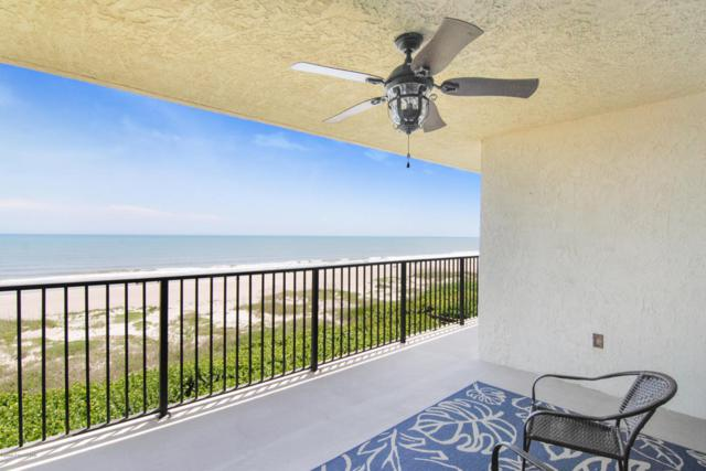 2815 S Atlantic Avenue #407, Cocoa Beach, FL 32931 (MLS #820242) :: Better Homes and Gardens Real Estate Star