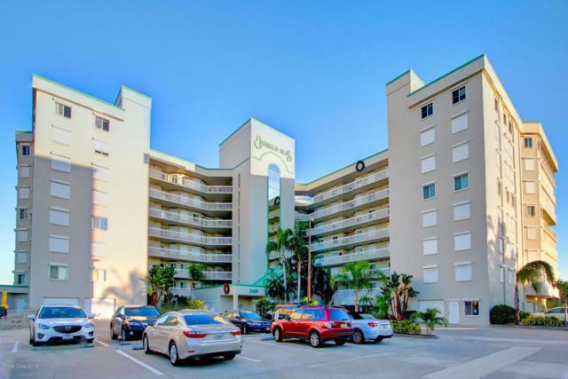 3400 Ocean Beach Boulevard #615, Cocoa Beach, FL 32931 (MLS #820342) :: Pamela Myers Realty