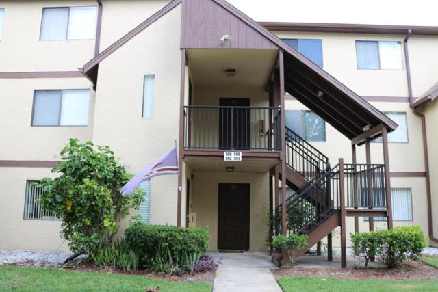 7814 Shadowood Drive #503, West Melbourne, FL 32904 (MLS #820703) :: Pamela Myers Realty