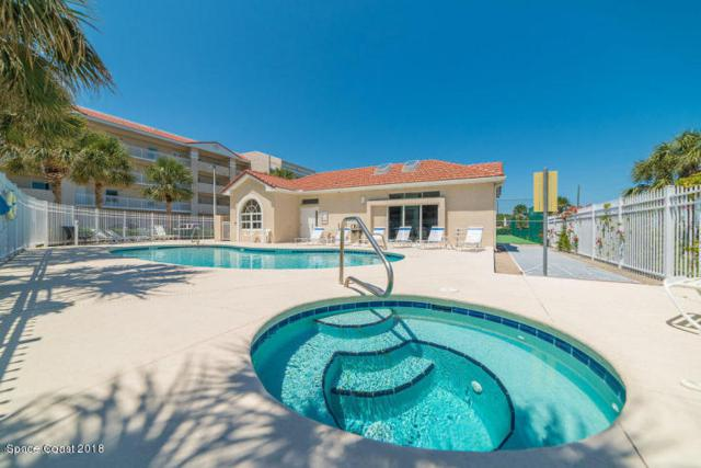 125 Pulsipher Avenue #201, Cocoa Beach, FL 32931 (MLS #820750) :: Better Homes and Gardens Real Estate Star