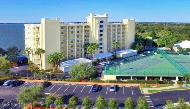 480 Sail Lane #605, Merritt Island, FL 32953 (MLS #820856) :: Better Homes and Gardens Real Estate Star