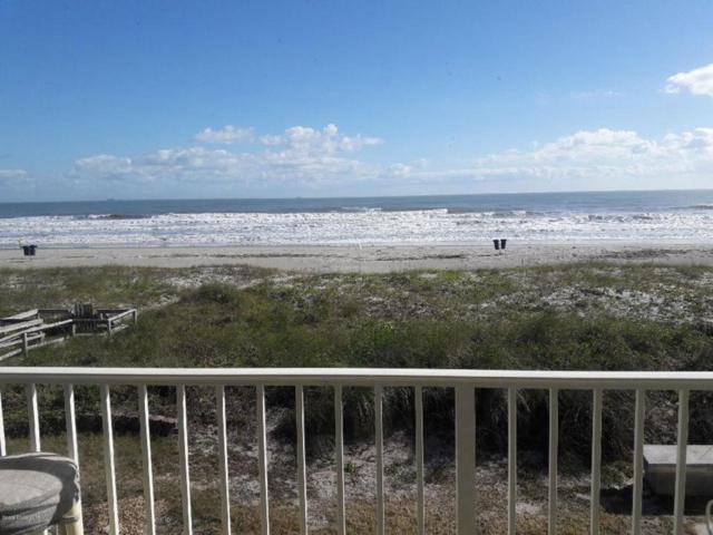 55 S Atlantic Avenue 4-19, Cocoa Beach, FL 32931 (MLS #820942) :: Better Homes and Gardens Real Estate Star