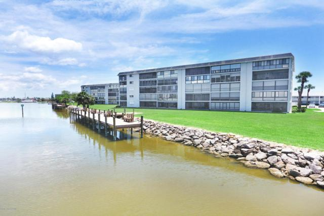 3799 S Banana River Boulevard #922, Cocoa Beach, FL 32931 (MLS #821005) :: Premium Properties Real Estate Services
