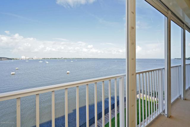 500 Sail Lane #303, Merritt Island, FL 32953 (MLS #821106) :: Platinum Group / Keller Williams Realty