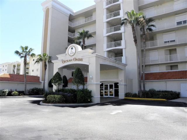 225 N Atlantic Avenue #204, Cocoa Beach, FL 32931 (MLS #821244) :: Better Homes and Gardens Real Estate Star