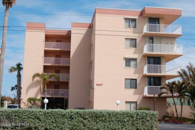 1527 S Atlantic Avenue #203, Cocoa Beach, FL 32931 (MLS #821281) :: Pamela Myers Realty