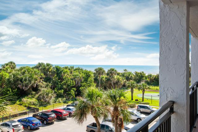 2100 N Atlantic Avenue #405, Cocoa Beach, FL 32931 (MLS #821352) :: Better Homes and Gardens Real Estate Star