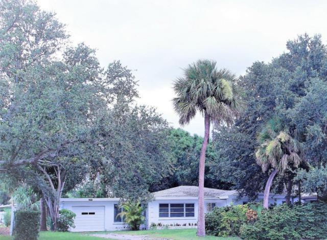 1616 Airport Boulevard, Melbourne, FL 32901 (MLS #821570) :: Better Homes and Gardens Real Estate Star