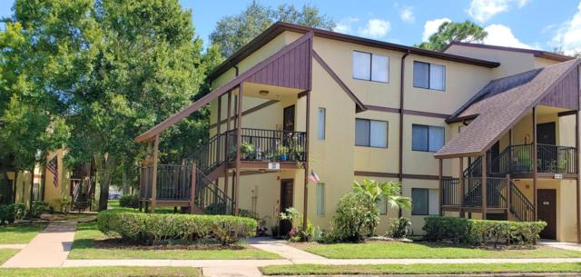 7821 Maplewood Drive #401, West Melbourne, FL 32904 (MLS #821751) :: Better Homes and Gardens Real Estate Star