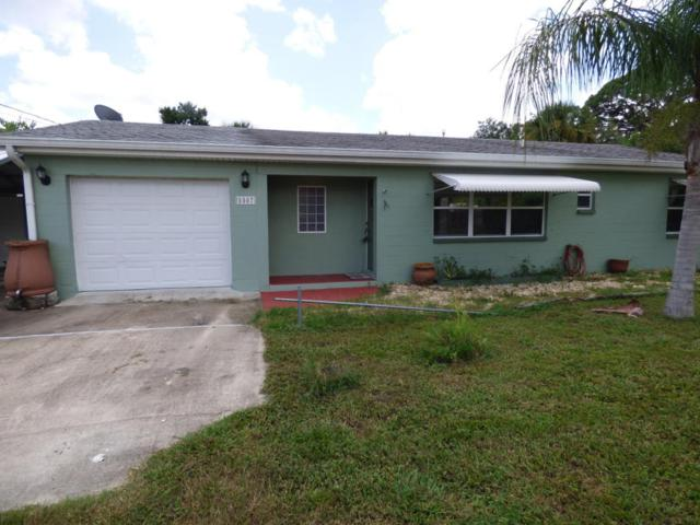 5507 Vintage Lane, Cocoa, FL 32927 (MLS #821757) :: Better Homes and Gardens Real Estate Star