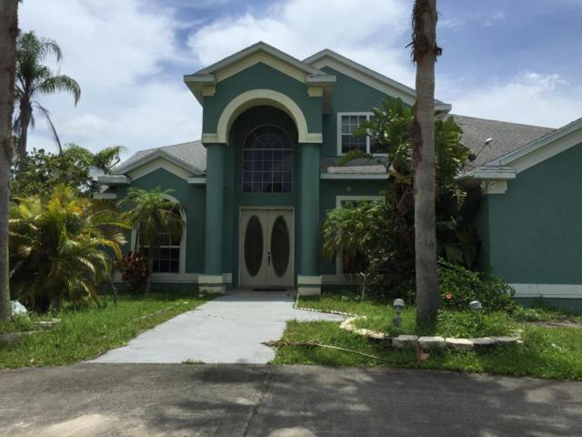 2835 Hard Way Way, Malabar, FL 32950 (MLS #821833) :: Better Homes and Gardens Real Estate Star