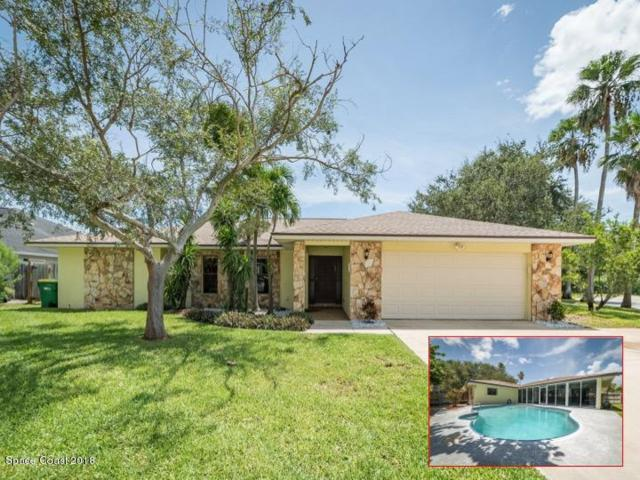 17 Barbara Court, Satellite Beach, FL 32937 (MLS #821864) :: Better Homes and Gardens Real Estate Star