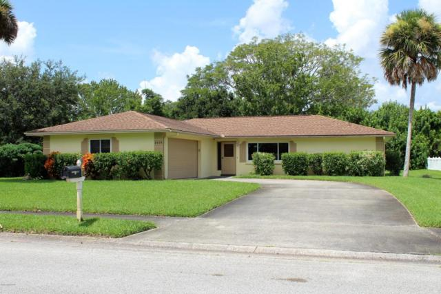 2618 Watkins Drive, Melbourne, FL 32901 (MLS #821867) :: Better Homes and Gardens Real Estate Star