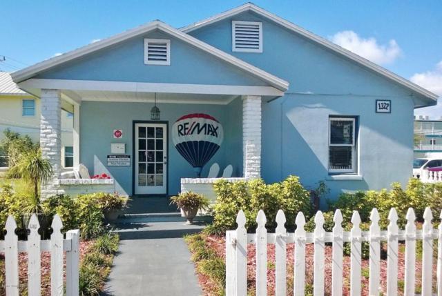 1372 Highland Avenue, Melbourne, FL 32935 (MLS #821917) :: Premium Properties Real Estate Services