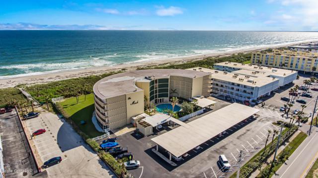 4850 Ocean Beach Boulevard #301, Cocoa Beach, FL 32931 (MLS #822056) :: Premium Properties Real Estate Services