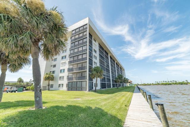 200 S Sykes Creek Parkway #106, Merritt Island, FL 32952 (MLS #822108) :: Premium Properties Real Estate Services