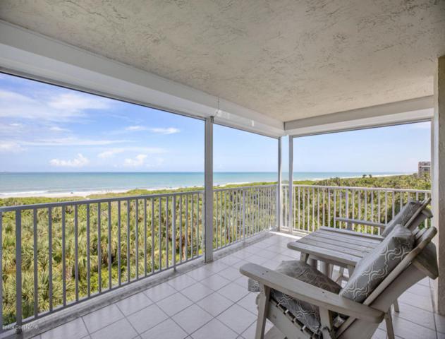 3450 Ocean Beach Boulevard #406, Cocoa Beach, FL 32931 (MLS #822358) :: Pamela Myers Realty