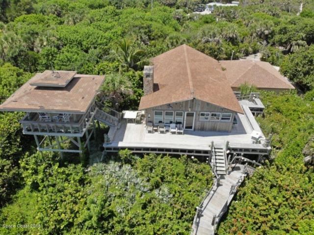 9025 S Highway A1a, Melbourne Beach, FL 32951 (MLS #822482) :: Premium Properties Real Estate Services
