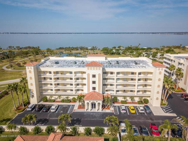 732 Bayside Drive #201, Cape Canaveral, FL 32920 (MLS #822584) :: Pamela Myers Realty