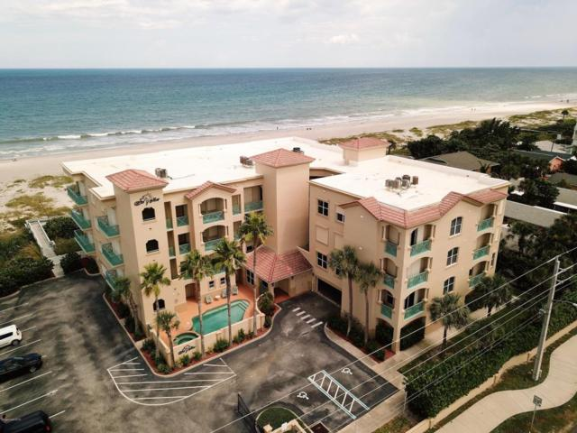 1431 S Atlantic Avenue #204, Cocoa Beach, FL 32931 (MLS #822611) :: Blue Marlin Real Estate