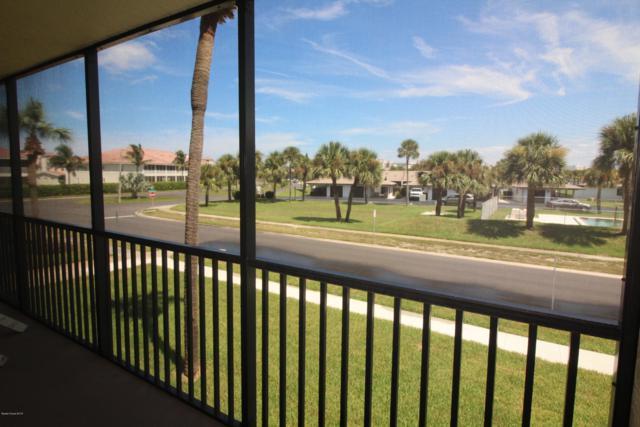 520 Palm Springs Boulevard #207, Indian Harbour Beach, FL 32937 (MLS #822736) :: Pamela Myers Realty