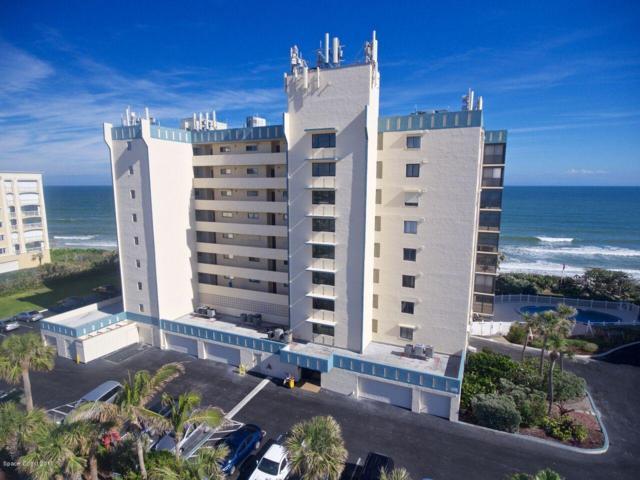 1125 Highway A1a #703, Satellite Beach, FL 32937 (MLS #822855) :: Premium Properties Real Estate Services