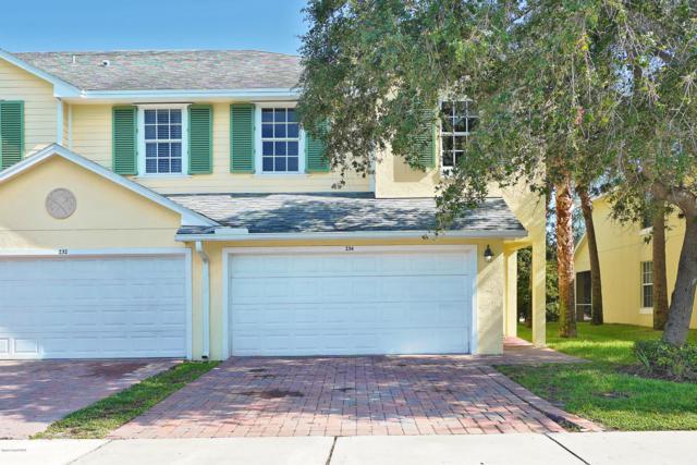234 Tin Roof Avenue #208, Cape Canaveral, FL 32920 (MLS #822980) :: Premium Properties Real Estate Services