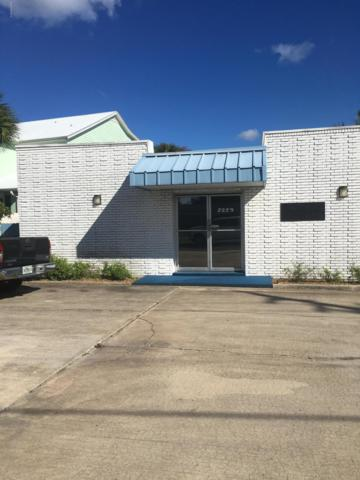 2223 S Washington Avenue, Titusville, FL 32780 (MLS #823073) :: Pamela Myers Realty