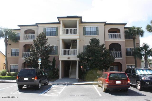 6460 Borasco Drive #2901, Melbourne, FL 32940 (MLS #823138) :: Premium Properties Real Estate Services