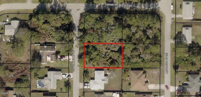 715 Diplomat Avenue SE, Palm Bay, FL 32909 (MLS #823304) :: Pamela Myers Realty
