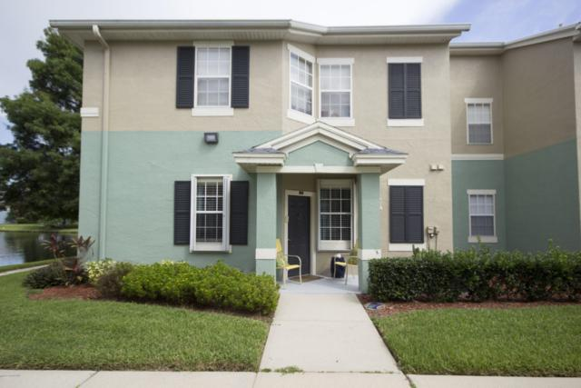 5693 Star Rush Drive #102, Melbourne, FL 32940 (MLS #823312) :: Pamela Myers Realty