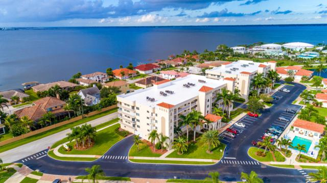 551 Casa Bella Drive #301, Cape Canaveral, FL 32920 (MLS #823542) :: Premium Properties Real Estate Services