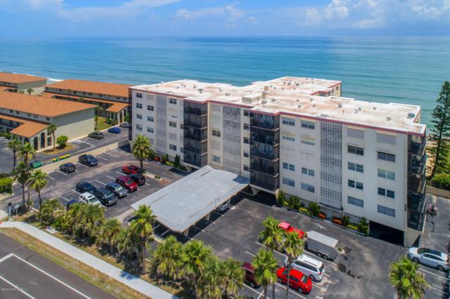 205 Highway A1a #604, Satellite Beach, FL 32937 (MLS #823604) :: Premium Properties Real Estate Services