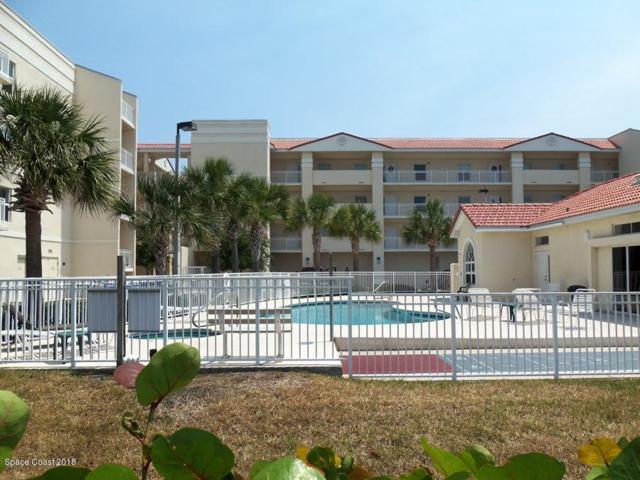125 Pulsipher Avenue #300, Cocoa Beach, FL 32931 (MLS #823841) :: Pamela Myers Realty