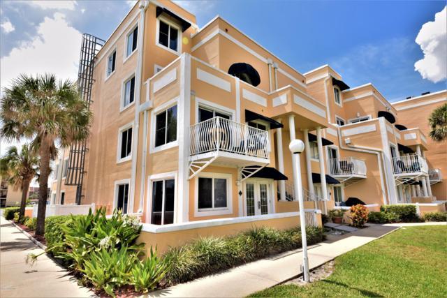 8600 Ridgewood Avenue #3101, Cape Canaveral, FL 32920 (MLS #823873) :: Pamela Myers Realty