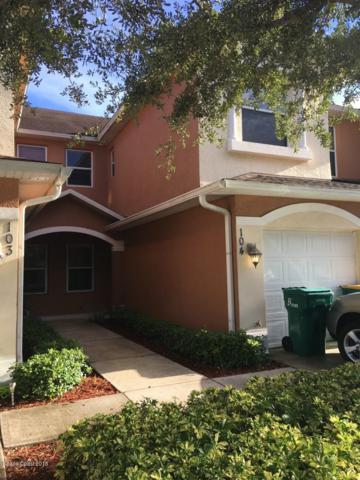 1055 Venetian Drive #104, Melbourne, FL 32904 (MLS #823913) :: Premium Properties Real Estate Services