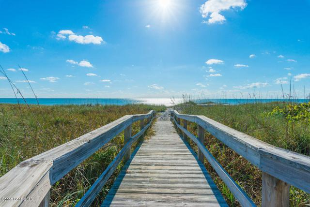 2100 N Atlantic Avenue #603, Cocoa Beach, FL 32931 (MLS #823985) :: Premium Properties Real Estate Services
