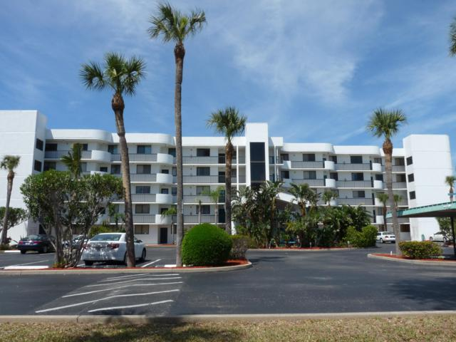 300 Columbia Drive #1042, Cape Canaveral, FL 32920 (MLS #824042) :: Premium Properties Real Estate Services