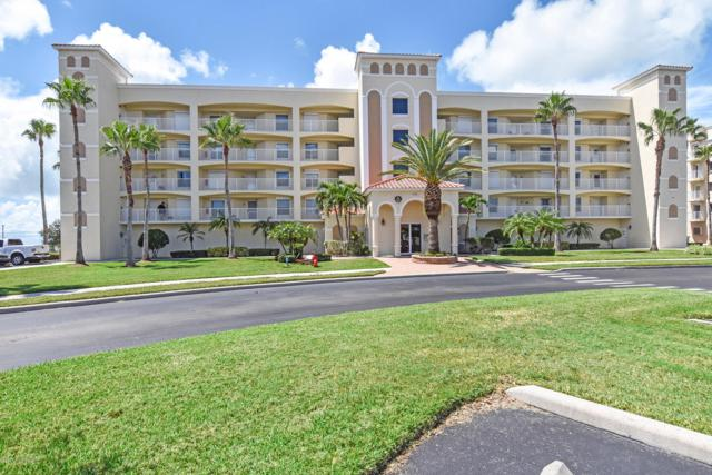 742 Bayside Drive #202, Cape Canaveral, FL 32920 (MLS #824067) :: Premium Properties Real Estate Services