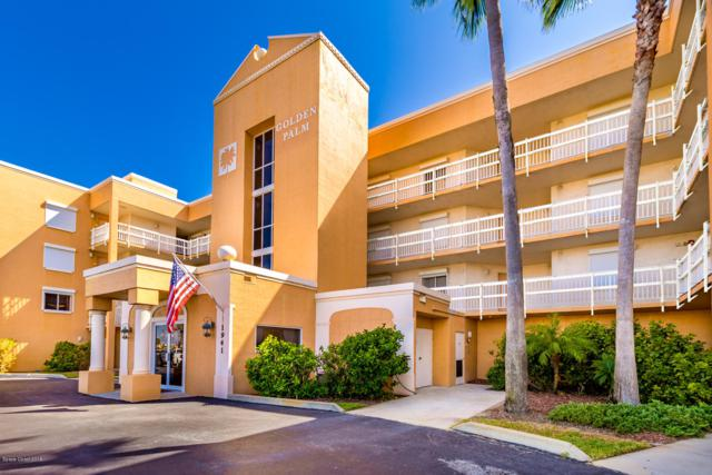 1941 Highway A1a #402, Indian Harbour Beach, FL 32937 (MLS #824114) :: Pamela Myers Realty