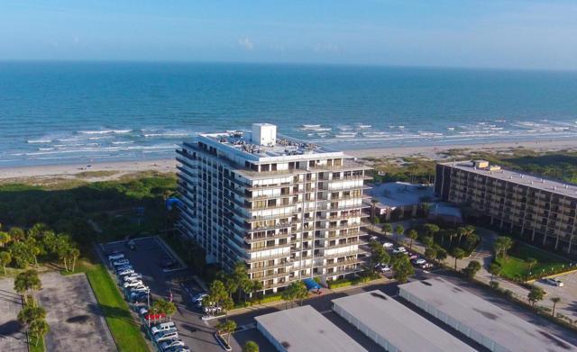 2100 N Atlantic Avenue #1009, Cocoa Beach, FL 32931 (MLS #824154) :: Premium Properties Real Estate Services