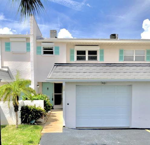 461 Ibis Lane #512, Satellite Beach, FL 32937 (MLS #824188) :: Pamela Myers Realty