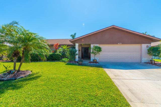 429 Coach Road, Satellite Beach, FL 32937 (MLS #824224) :: Premium Properties Real Estate Services
