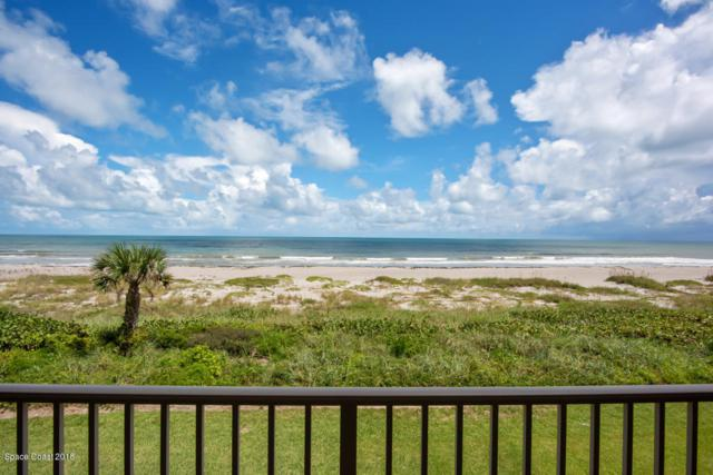 3115 S Atlantic Avenue #302, Cocoa Beach, FL 32931 (MLS #824310) :: Premium Properties Real Estate Services