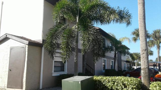 2803 Patty Lane P803, Melbourne, FL 32935 (MLS #824360) :: Pamela Myers Realty