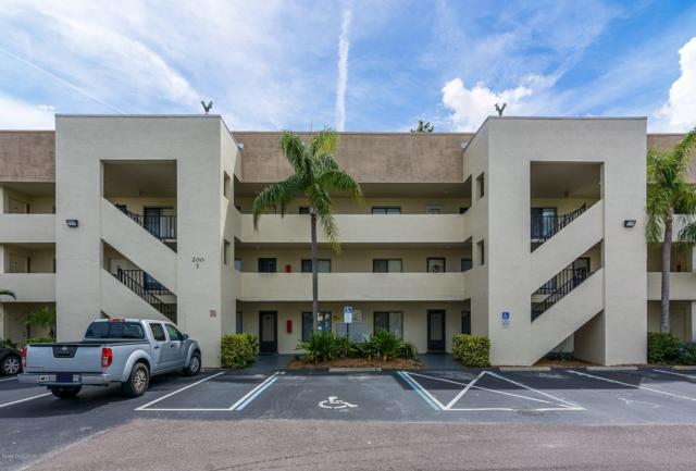 200 International Drive #716, Cape Canaveral, FL 32920 (MLS #824383) :: Premium Properties Real Estate Services