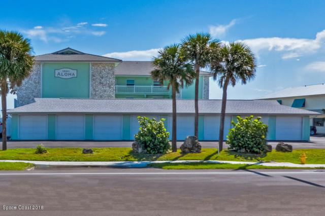 1891 Highway A1a #203, Indian Harbour Beach, FL 32937 (MLS #824488) :: Pamela Myers Realty