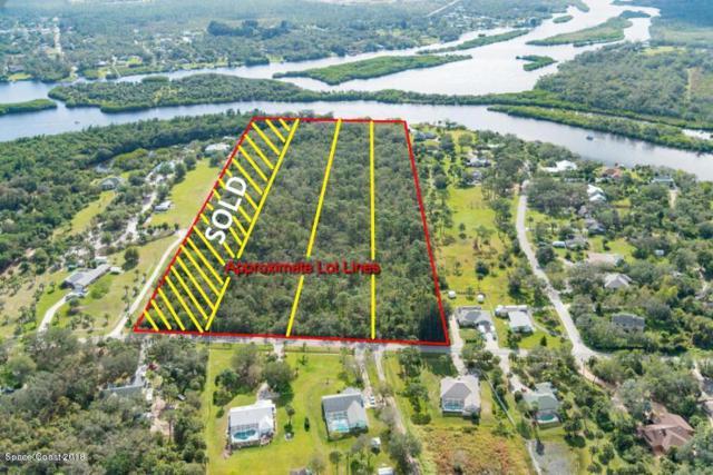 111 Fleming Grant Road, Grant, FL 32949 (MLS #824683) :: Blue Marlin Real Estate