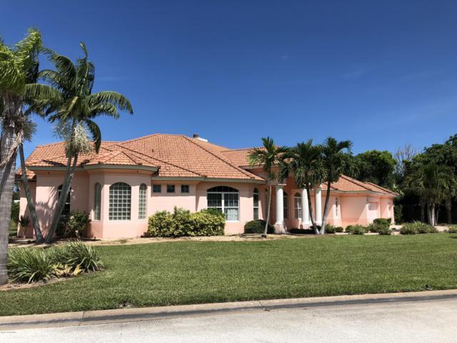 73 E River Falls Drive, Cocoa Beach, FL 32931 (MLS #824880) :: Premium Properties Real Estate Services