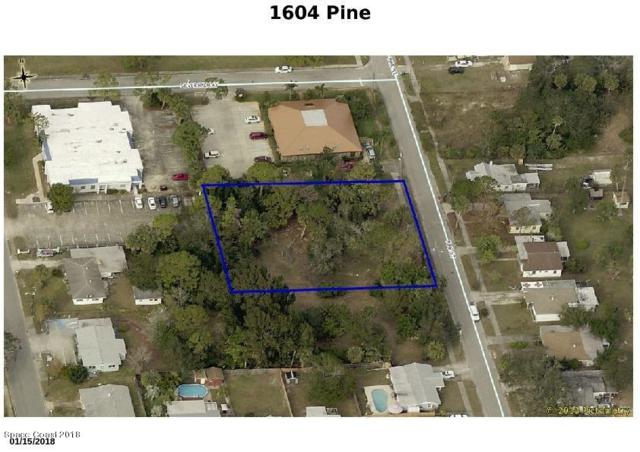 1604 Pine Street, Melbourne, FL 32901 (MLS #824913) :: Premium Properties Real Estate Services